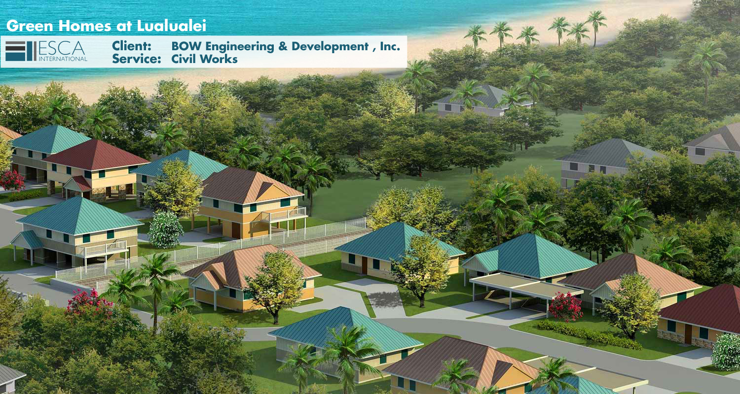 green homes at lualualei esca international